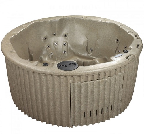 roto molded hot tub riviera