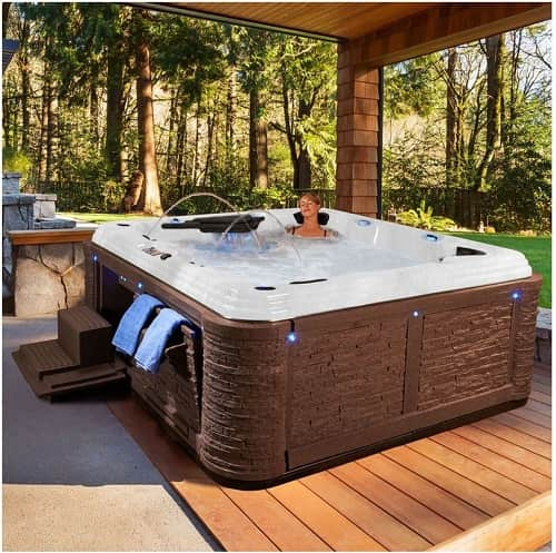 sams hot tub grand