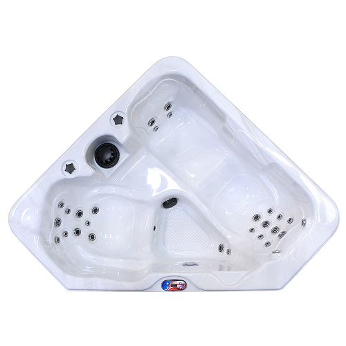 small 2 person hot tubs american spa specs