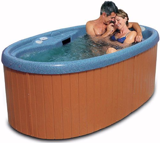 The best small 2 person hot tubs for romantic relaxing time - Jacuzzi 2 places dimensions ...
