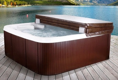 soft hot tub cover