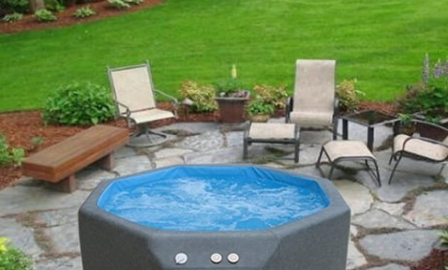 soft sided hot tub