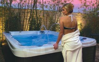 vita spa hot tub price