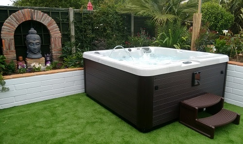 vita spa hot tub review