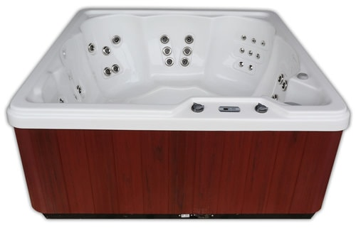 dr wellness hot tub review