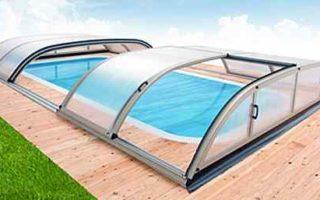 swimming pool enclosure