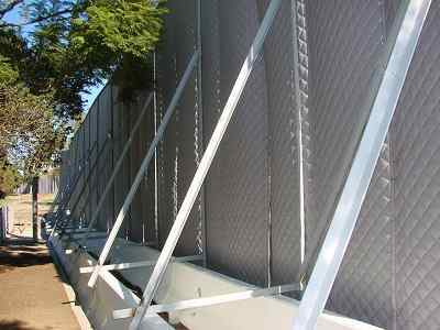 Noise Barrier Fence Ideas To Block Annoying Sound