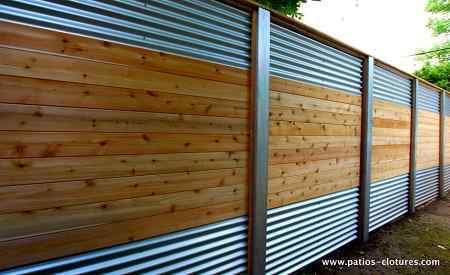 Aluminum Fencing 2