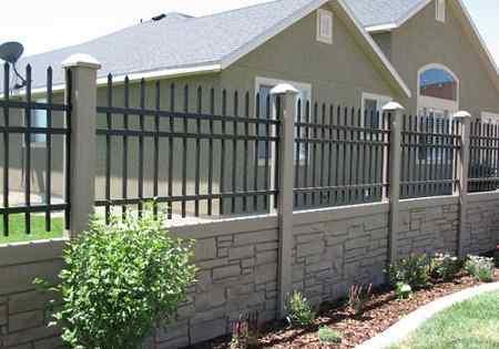 Aluminum Fencing 3