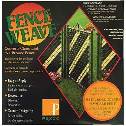 Chain Link Fence Slats 3