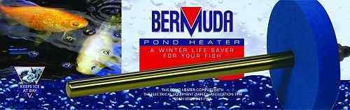 Bermuda Pond Heater by Greenfingers