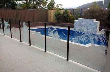 Pool Fencing Ideas