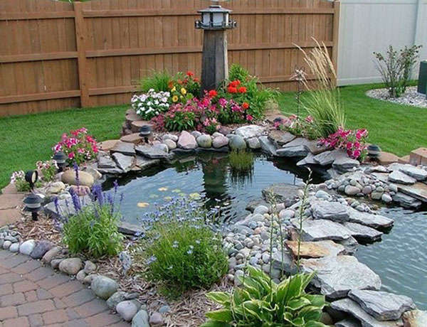How Much Does It Cost to Dig a Pond feature
