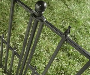affordable fencing feature