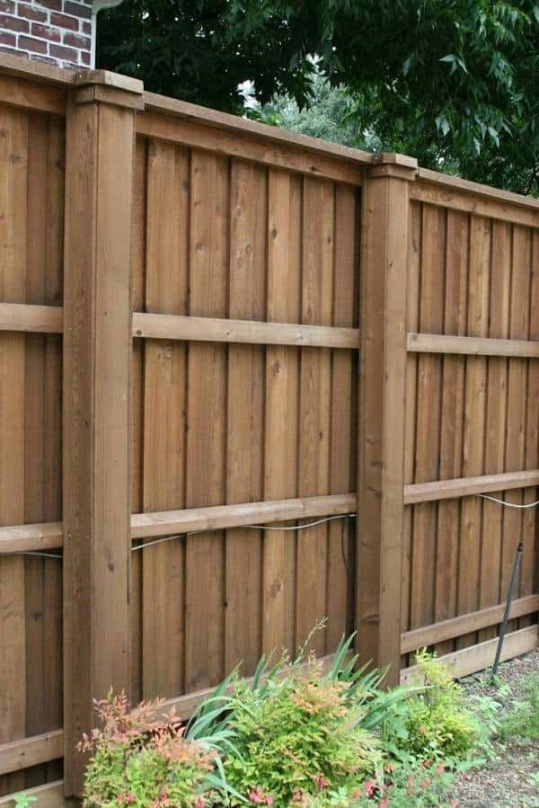 american fence feature