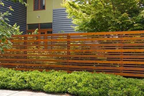 Cedar Fencing 4