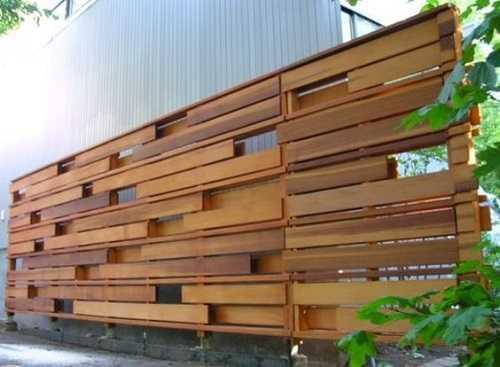 Cedar Fencing 7
