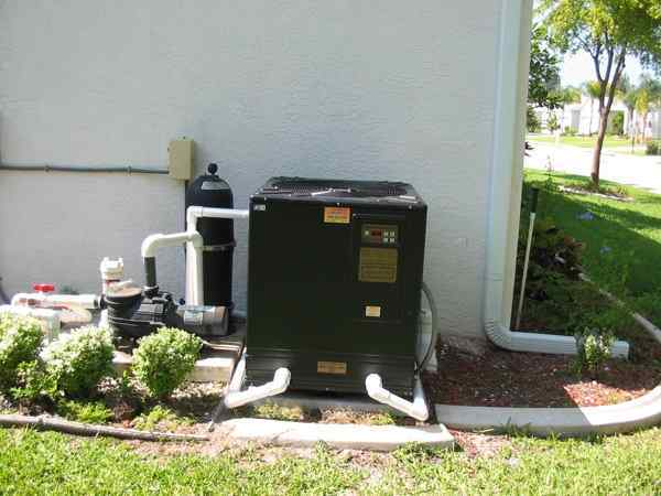 Need To Know About Swimming Pool Heat Pump Diy And Works