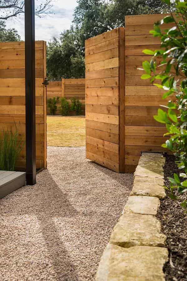 15 Most Fascinating Wooden Fence Style Ideas Of 2017