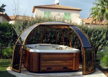 hot tub cover ideas