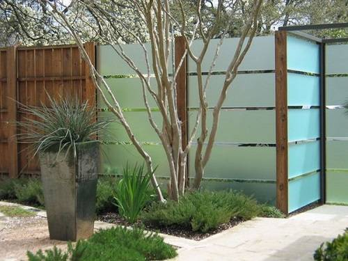 modern fence 12
