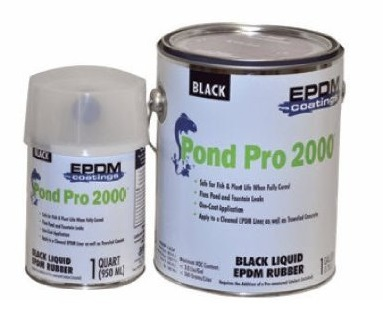 Liquid Pond Sealer Guides And Pond Pro 2000 Review