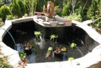 15 Most Unique And Impressive Pond Fountain Ideas