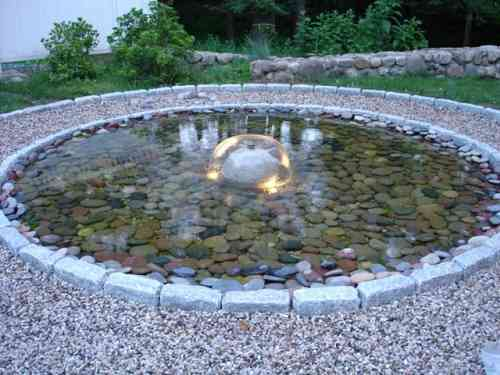 How to choose the right type of pond sprinkle for your pond for Koi pond kits lowes