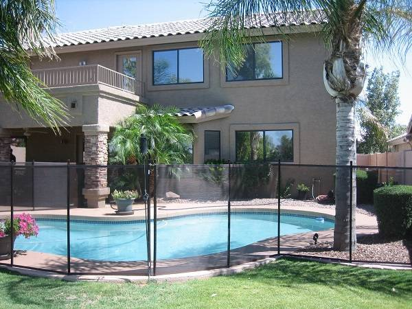 pool fence review