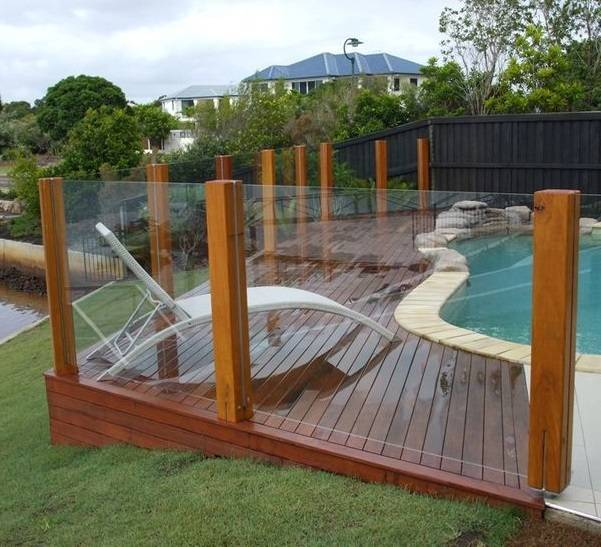10 Most Beautiful And Budget Friendly Pool Fencing Ideas