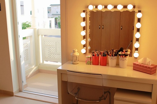 bedroom vanity mirror with lights 15 fantastic vanity mirror with lights for bedroom ideas 18215
