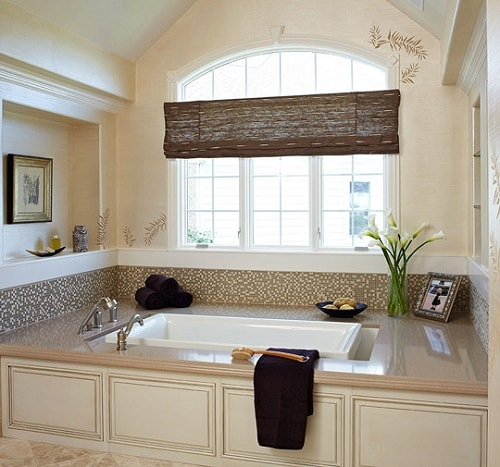 elegant master bathrooms