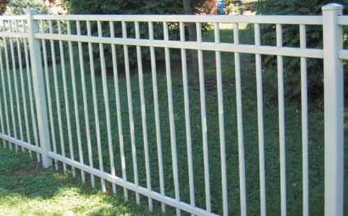 Best white aluminum fence products recommended for you