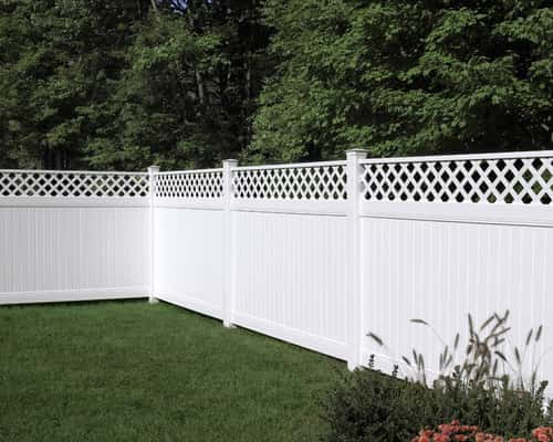 vinyl fence supplier