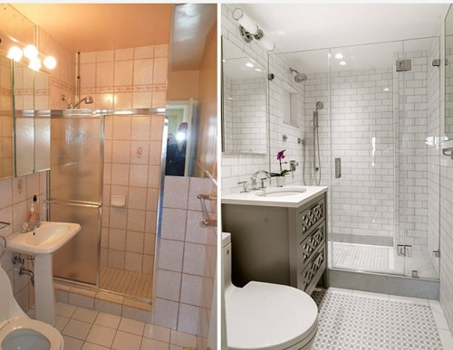 4 stunning and comfortable 5x8 bathroom remodel ideas for 8 x 4 bathroom designs