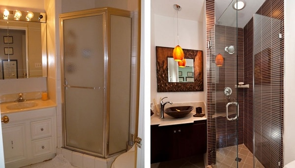 4 stunning and comfortable 5x8 bathroom remodel ideas How do i remodel my bathroom