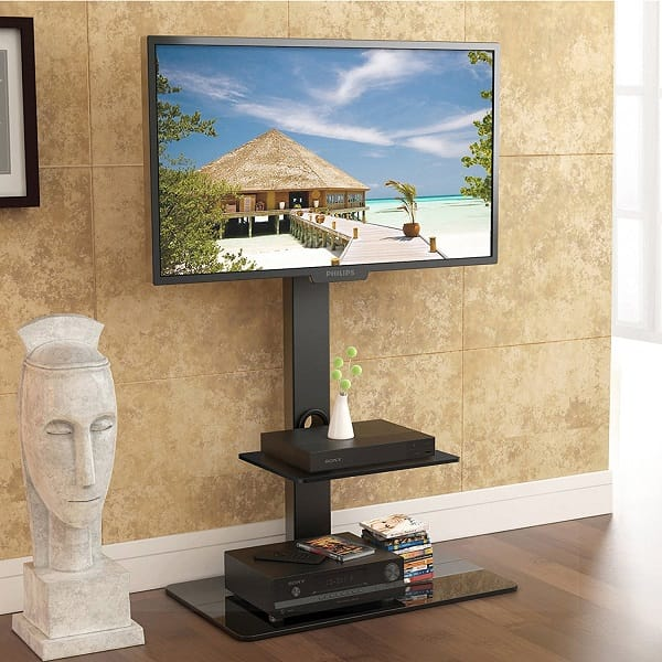 tall tv stand for bedroom
