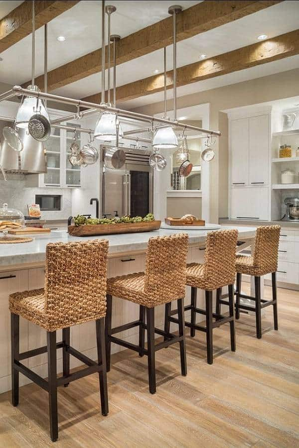 Bar Stools For Kitchen Islands feature