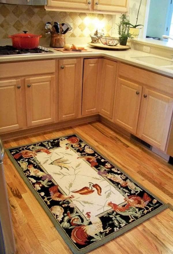 10 lovely and unique cushioned kitchen floor mats under 40 for Cushion flooring for kitchens