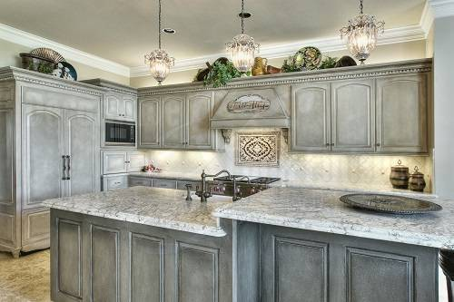 Grey Wash Kitchen Cabinets 3