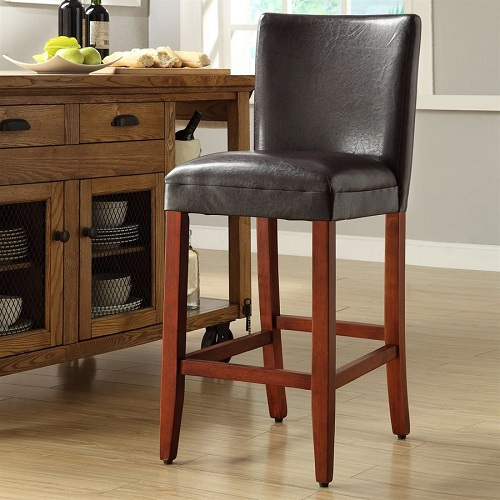 Kitchen Island Stools With Backs 9