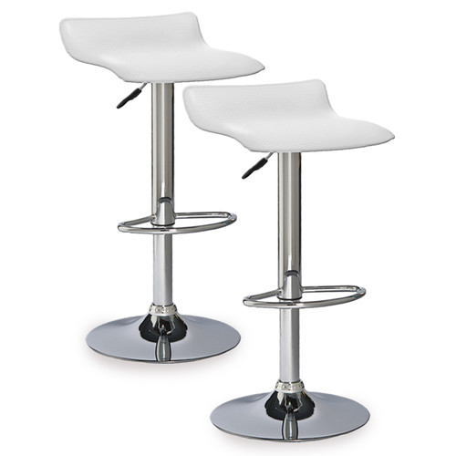 Leick Furniture Adjustable Height-Swivel Bar Stool