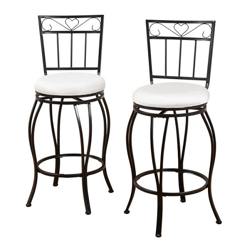 Simple Living Gabriella 30 inch Pub Bar Stools