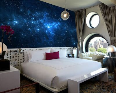 space decoration for bedroom