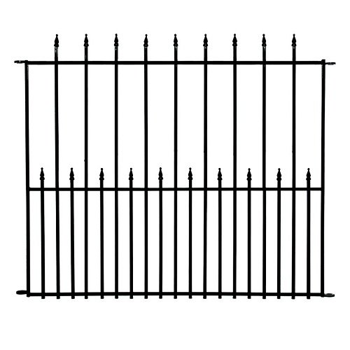 aluminum picket fence reviews