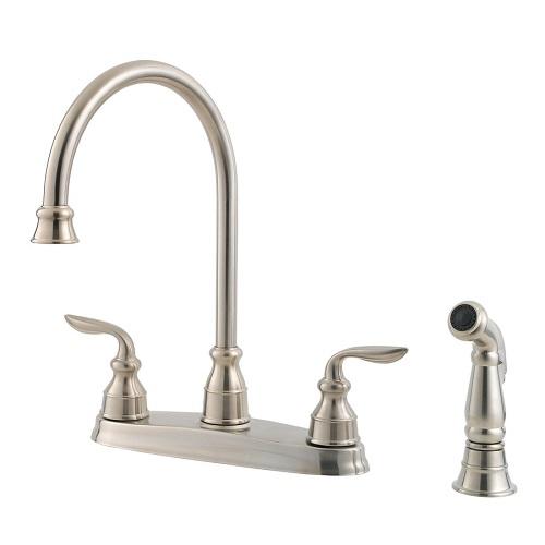bridge faucets for kitchen 10
