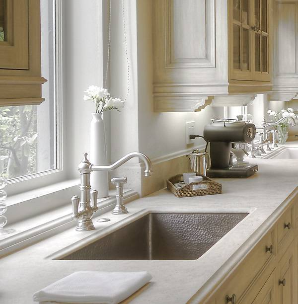 bridge faucets for kitchen feature