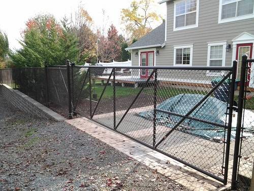 chainlink color quality fence co