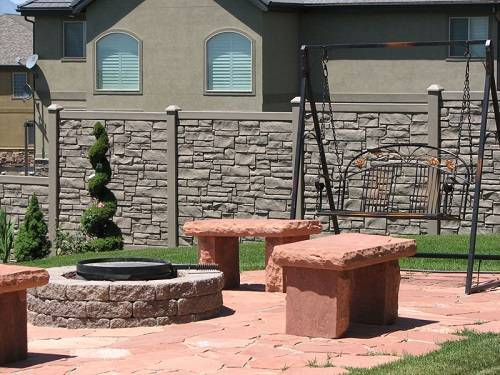 ecostone fence review