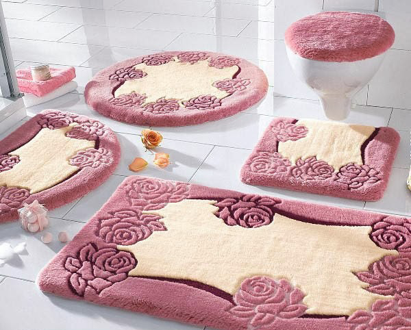 Bathroom Rug Sets Simple 5 Cheapest 3 Piece Bathroom Rug Sets Under $20 Design Decoration